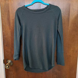 Chaser Sweater w/ Button Sleeve